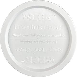 Weck 保鮮盖 塑料制 – 直径100毫米 – 白色