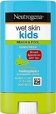 Neutrogena 湿肤儿童防水*棒适用于面部和身体,* SPF 70,0.47 盎司