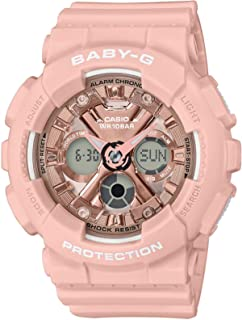 CASIO Women's Analogue Digital Quartz Watch with Resin Strap