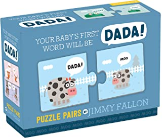 Jimmy Fallon 拼图对 Dada 多种颜色