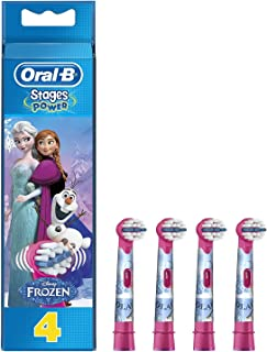 Oral-B 欧乐B Stages Power 冷冻刷头 适于3岁以上儿童,4支装