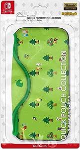 【任天堂ライセンス商品】QUICK POUCH COLLECTION for Nintendo Switch (どうぶつの森)Type-B