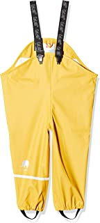 celavi 中性款雨衣纯色防雨长裤