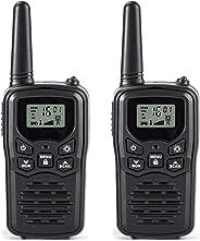 Rivins RV-7 对讲机 2 个装/ 4 个装 / 6 包 黑色-2 只装