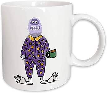 3dRose 马克杯 白色 11oz mug_291155_1