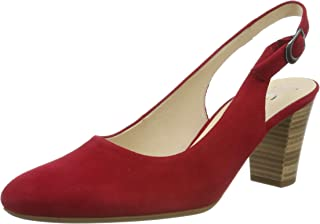 Gabor 嘉宝 女士舒适时尚高跟鞋
