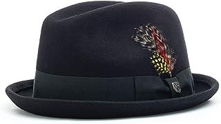 Brixton Men's Gain Fedora Hat