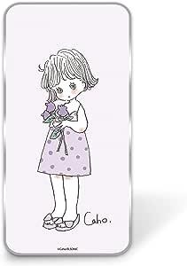 Caho 手机壳 透明 硬质印花 郁金香WN-LC1016626 2_ Xperia Z4 SO-03G チューリップC