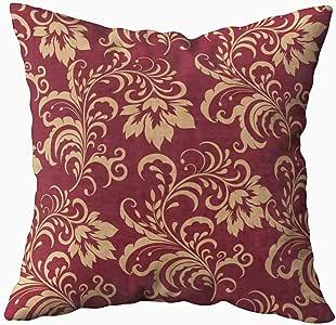 Musesh Kitten 设计靠垫套抱枕套 沙发家居装饰枕套 创意家居枕套 拉链枕套 40.64 x 40.64 厘米. Multi 6 16X16 Musesh