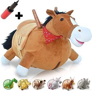 WALIKI Toys 弹跳马 Hopper Mr Jones (跳马,可充气骑行马,儿童骑行马 马