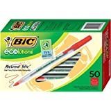 BIC Cristal Xtra Smooth Medium Ballpoint Pen (1.0mm) 24-Count Box