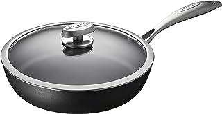 Scanpan PRO IQ 炖锅 带盖 铝合金 黑色 28厘米