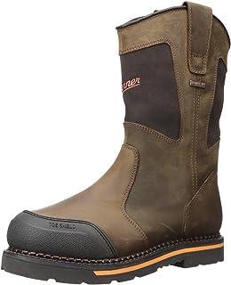 Danner Trakwelt Wellington 11 英寸及膝靴 棕色 13 M US