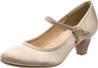 [Romeo Valentino Romeo Valentino ] 皮带 浅口鞋 婚礼 派对 时尚 鞋跟 5.5cm B18182