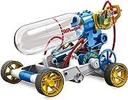 "Elenco Teach Tech""空气滤镜"",压缩空气动力赛车, STEM 儿童积木组,10+"