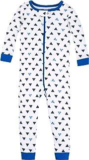 Lamaze *婴儿男孩长袖无脚弹性睡衣