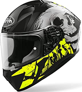 Airoh HelmET VALOR AKUNA 黄色哑光 S