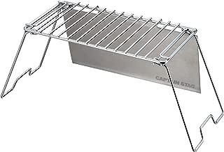 CAPTAIN STAG 鹿牌 火架 哥托克 桌子 标准烤架台 带风挡 UG-30