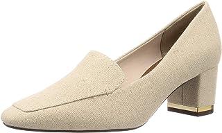 兰德 浅口鞋 金属跟 乐福鞋 女士 EH09001