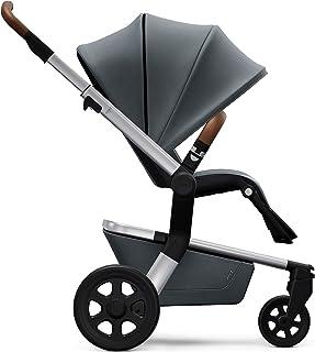 【日本正规品】 jirls Joolz 双向婴儿车 集线器 (出生后0个月~3岁左右) [対象] 0ヶ月 ~ 36ヶ月 ヒッポグレイ