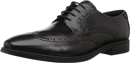 ECCO 愛步 男士 Melbourne Wingtip 系帶牛津鞋