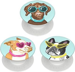 PopSockets PopMinis Posh Pups Car, 室内, 户外, 多色被动式 支架