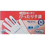 奥田* 护理用 一次性手套 M 100只装