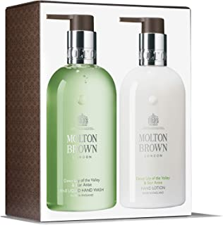 Molton Brown Lily of The Valley & Star Anise 手持套装(2 x 300ml)