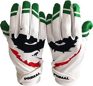 Primal Gloves 笑脸小丑足球接收手套