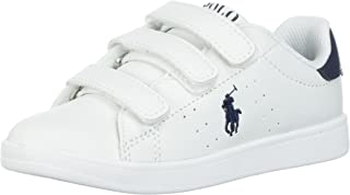 POLO ralph lauren Kids' quincy COURT EZ 运动鞋