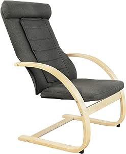 Medisana RC 410 休闲扶手椅 88410 带额外的静电按摩功能 - 放松功能和热功能 包括舒适因素