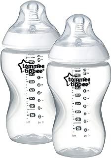 Tommee Tippee 湯美星 親近自然系列 奶瓶 340 ml 2個裝