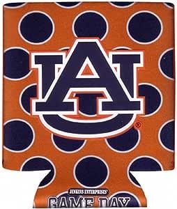 NCAA Auburn Tigers Koozie (Pocket) Wrap Design