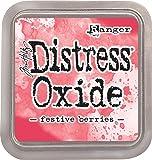 Tim Holtz Distress 氧化 - 4 紫色 7,6 x 7,6 cm TDO55952