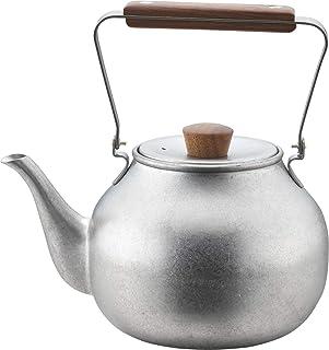 茶壶 茶壶 银色 大 CHA-5