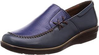 [斯伯鲁斯] 舒适鞋 日本制造 防水 轻量 宽幅 4E 女士 SP5631