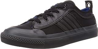 Diesel 男士 S-astico 低系带运动鞋