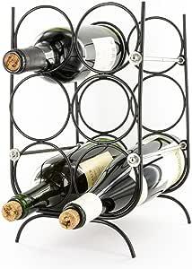 Saveur et Degustation kv7154 6 瓶不锈钢黑色21.80 x 18 x 30.20厘米