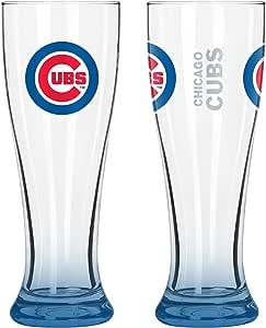 MLB 芝加哥小熊精英啤*套装(2 件装),16 盎司