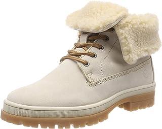 Tamaris 26254-21 女式战靴 Beige (Cream 460) 38 EU
