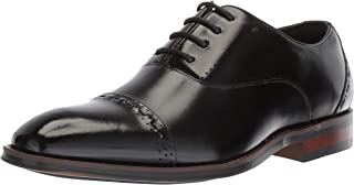 STACY ADAMS Men's Barris Cap-Toe Lace-up Oxford