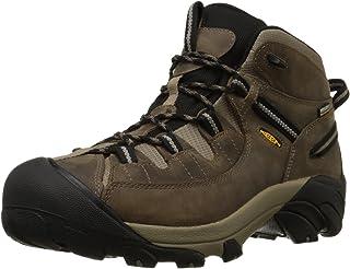 KEEN 男式 中邦耐磨登山鞋 徒步鞋 M'S TARGHEE II MID