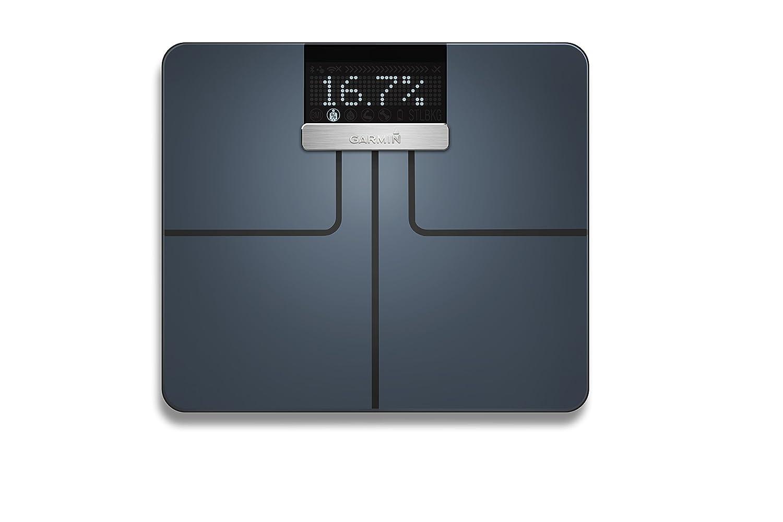 Garmin 010-N1591-00 Index Smart Scale - black (Certified Refurbished)