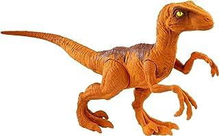 Jurassic World 基本款 Dino Velociraptor 公仔