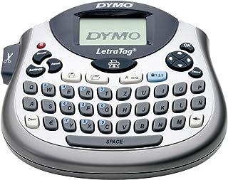 DYMO LetraTag 标签打印机手持设备 LT-100T Plus Beschriftungsgerät silber/grau