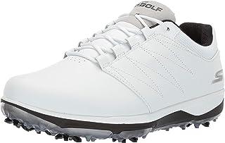 Skechers Men's Pro 4 Waterproof Golf Shoe US