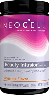 NeoCell - 胶原蛋白美容液 - 橘子味 - 11.64盎司(约330克)
