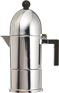 Alessi A9095/1 B M.La Cupola 咖啡杯,黑色