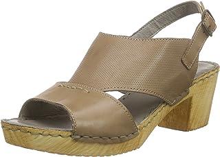manitu 910664,女式款后带挑空式凉鞋