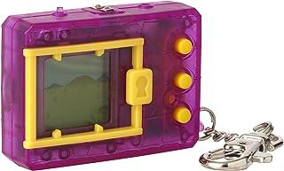 Bandai Original Digimon Digivice 虚拟宠物怪兽 - 半透明紫色
